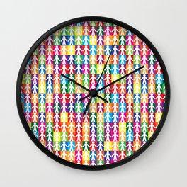 Unity in Diversity Wall Clock