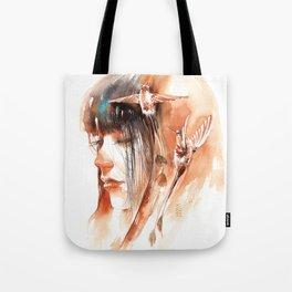 Kolibri Tote Bag