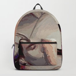 Tied Backpack