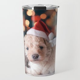 Santa Paws Travel Mug
