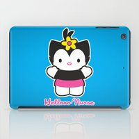 nurse iPad Cases featuring Hellooo Nurse by thom2maro