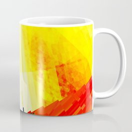 don't go out, the world is burning Coffee Mug