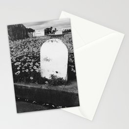 Cemetery in Bloom Stationery Cards