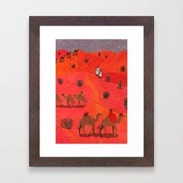 Trablus, Tunesia Framed Art Print