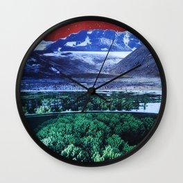 Surface Wall Clock