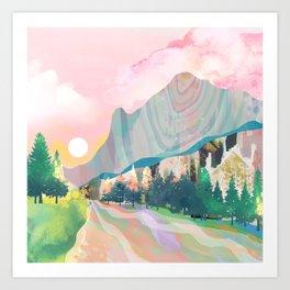 Mystic Canon Art Print