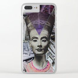 Third Eye Clear iPhone Case