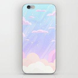 Pastel Heaven iPhone Skin
