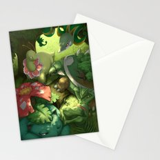 Solar Beam Stationery Cards