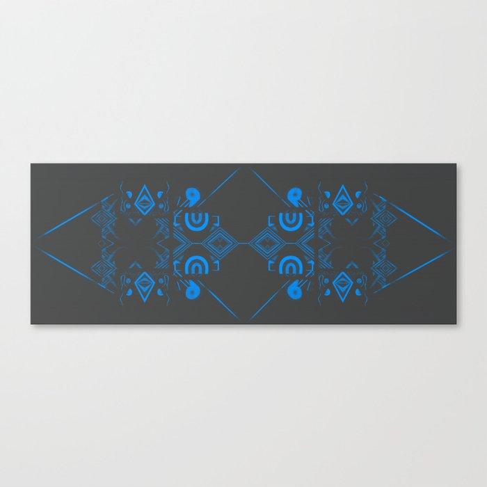 Elec-Tron B Canvas Print