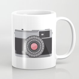 Camera Series: Olympus Trip 35 Coffee Mug