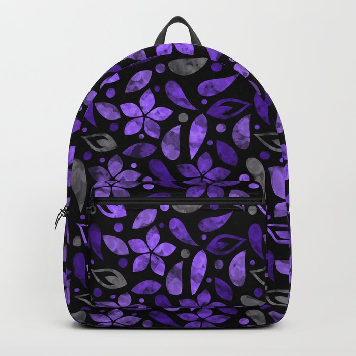 Colorful Lovely Pattern XVVII Backpack
