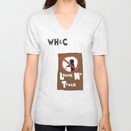 [WHC] Leave No Trace Unisex V-Neck