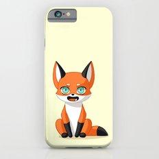Fox Cub iPhone 6s Slim Case