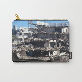 Beauty in Destruction Carry-All Pouch