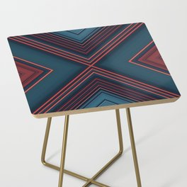 Gas Tubes Side Table