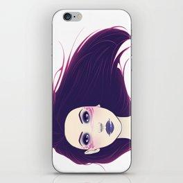 Shadow Queen iPhone Skin