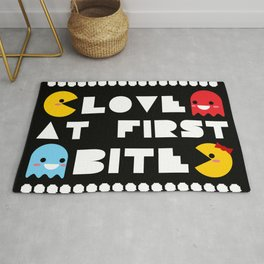 Love at First Bite Rug