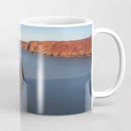 Rugged Three Cliffs Bay and the Great Tor Coffee Mug