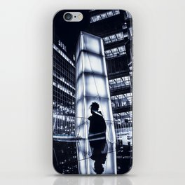 two sides of the same story iPhone Skin