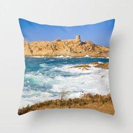 Corse 2.5 Throw Pillow
