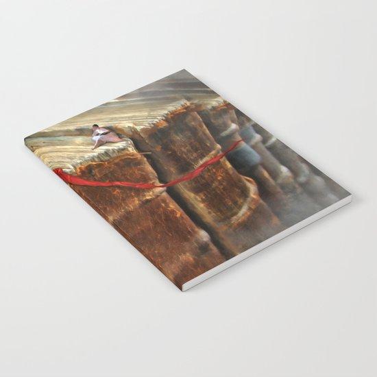 Cliffhanger Notebook