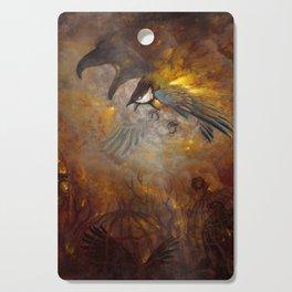 Fury bird Cutting Board