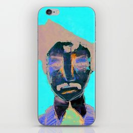 1865 Killed Abraham Lincoln (John Wilkes Booth) iPhone Skin