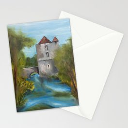 Michelham Priory in Sussex Stationery Cards