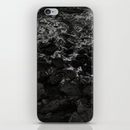 All the Night Tide iPhone Skin