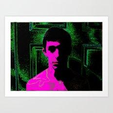 Pinkie Art Print