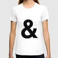 helvetica T-shirts featuring HELVETICA & letter by Design Art Helvetica and Abstract Art, m