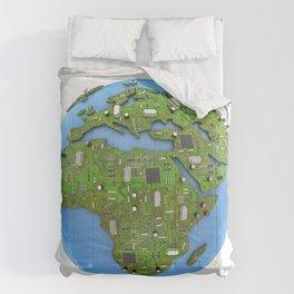Data Earth Comforters