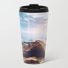 Newport Beach, USA Metal Travel Mug
