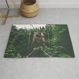 Forest Bridge II Rug