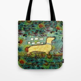 All You Need is Love and a Doxie Tote Bag