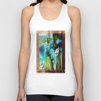 street art Tank Tops featuring Street Art by Mr and Mrs Quirynen