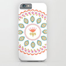 Suzani inspired floral 3 iPhone 6s Slim Case