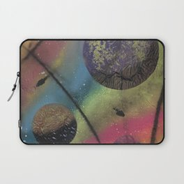 Colors of Space Laptop Sleeve
