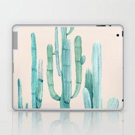 Three Amigos Turquoise + Coral Laptop & iPad Skin