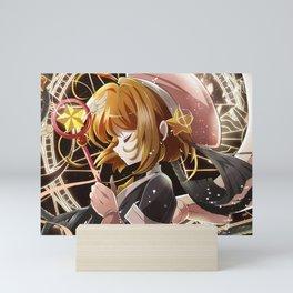 Cardcaptor Sakura  Mini Art Print