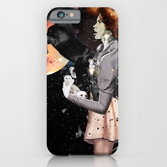 PLANETARY INFLUENCES iPhone & iPod Case