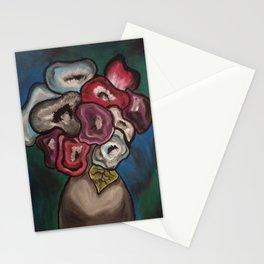 Vase of Flowers Stationery Cards