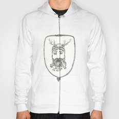 Forest man Hoody