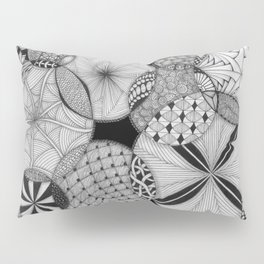 Zentangle®-Inspired Art - ZIA 53 Pillow Sham