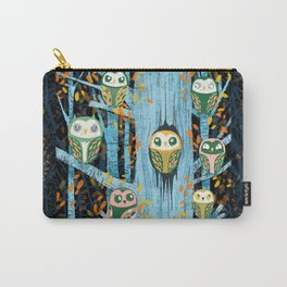Overnight Owl Conference Carry-All Pouch