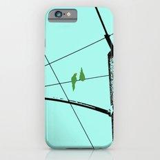 Love Birds Geometry iPhone 6s Slim Case