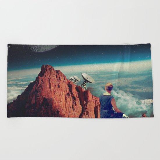 Those Evenings Beach Towel