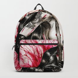 La Maladie Infectieuse Backpack