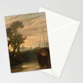 "J.M.W. Turner ""Newark Abbey"" Stationery Cards"